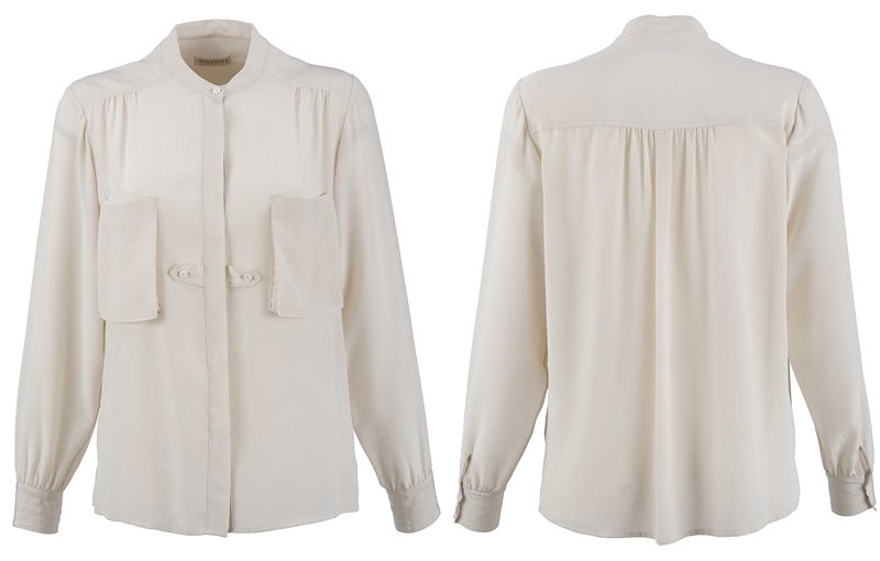 Whistles Pure Silk Blouse 93
