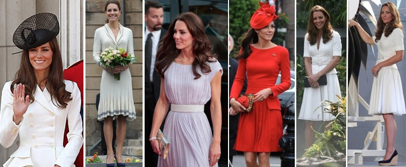 Favorite Brands - Clothing - What Kate Wore