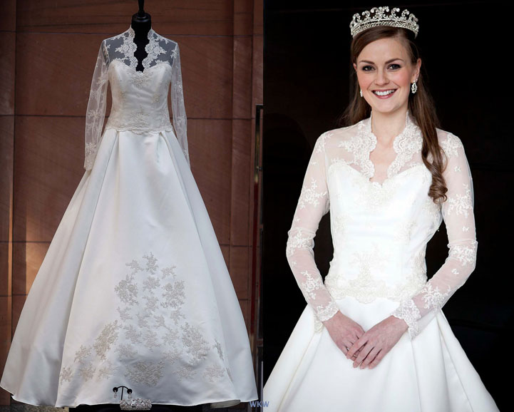 sarah burton kate middleton wedding gown archives what