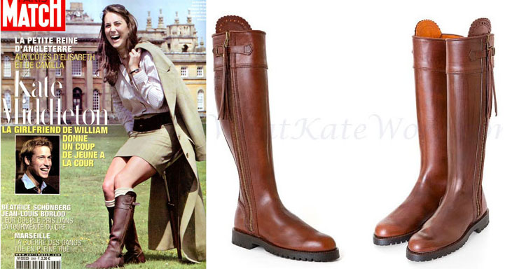 6fb59a1337a Penelope Chilvers Boots - What Kate Wore