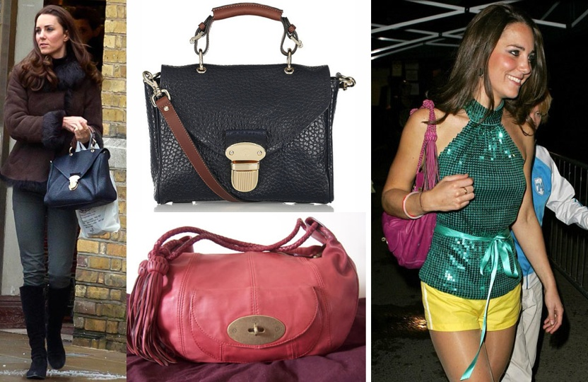 68987c7a3c92 Favorite Brands - Handbags - What Kate Wore