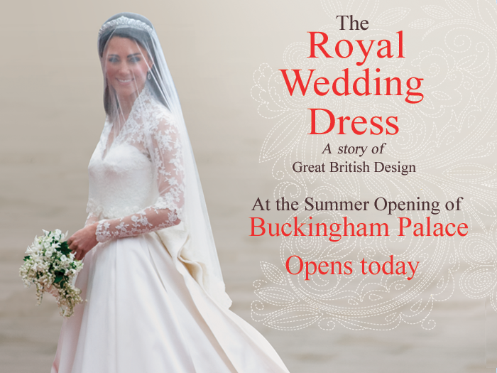 Kate Middleton Wedding Gown Archives - What Kate Wore