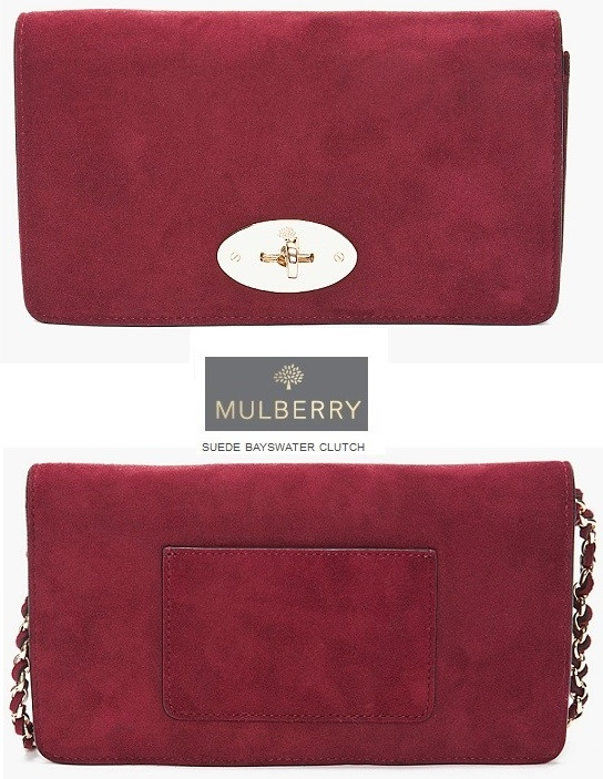 Mulberry via My Small Obsessions
