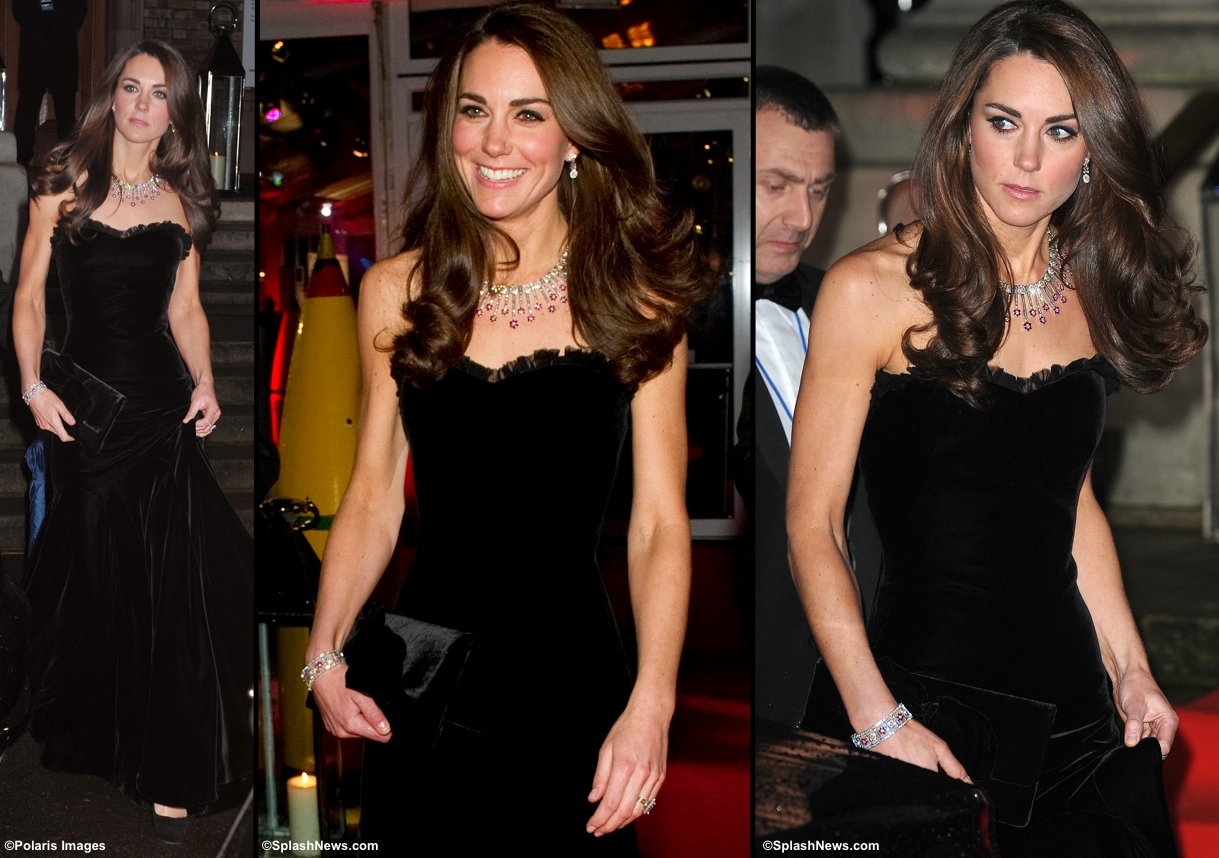 Jewelry What Kate Wore