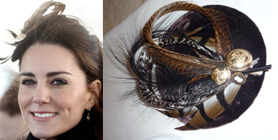 7731abed82e Kate Middleton Philip Treacy Archives - What Kate Wore
