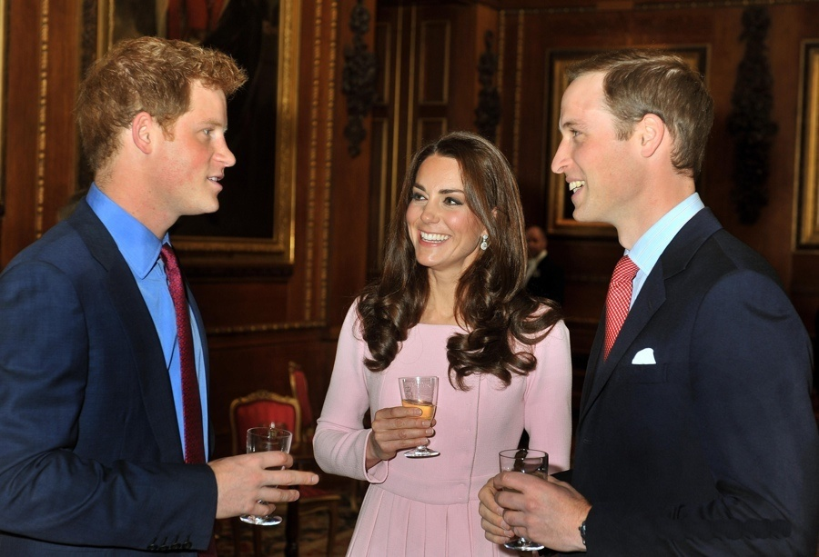 3260efb2b372 Kate In The Pink For Royal Luncheon - What Kate Wore