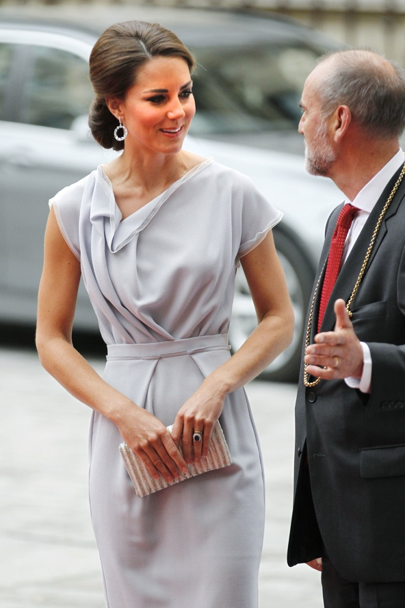 Kate roksanda ilincic dress archives what kate wore for Lk bennett wedding dress