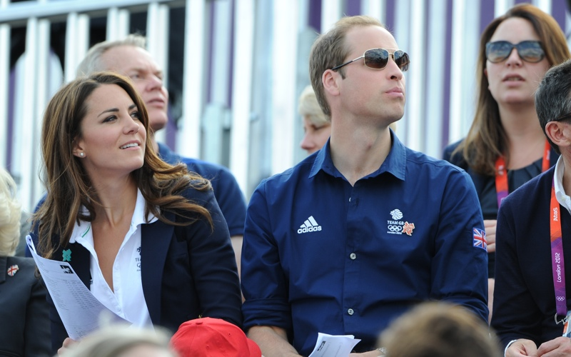 Olympics Day 3 - Equestrian | Duchess Kate LOVE in 2019 ...