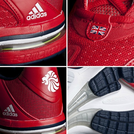 Duchess Kate red Adidas trainers Olympics Archives - What Kate Wore f17824d3b