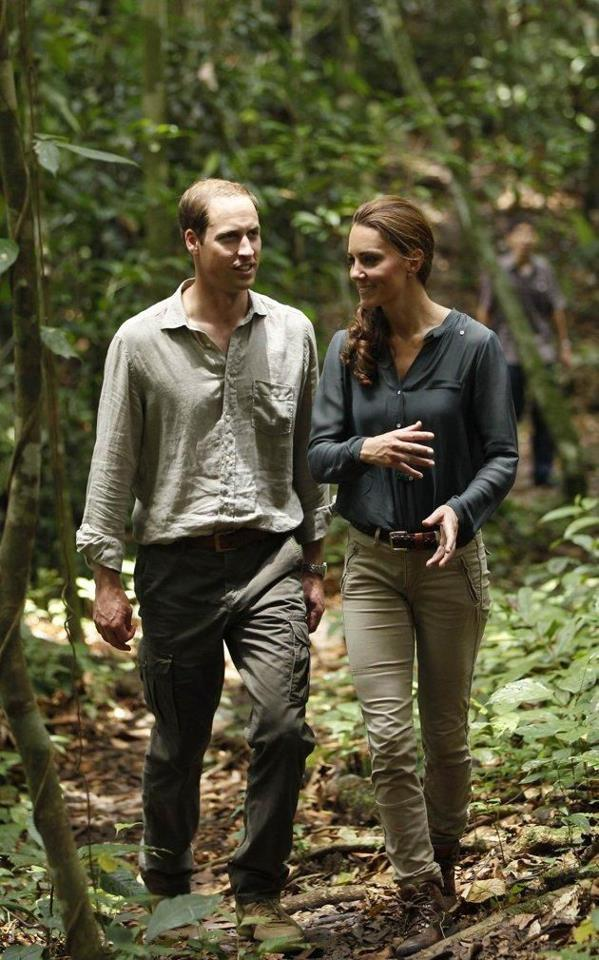 Kate Is Casual For Borneo Rain Forest Updated Top