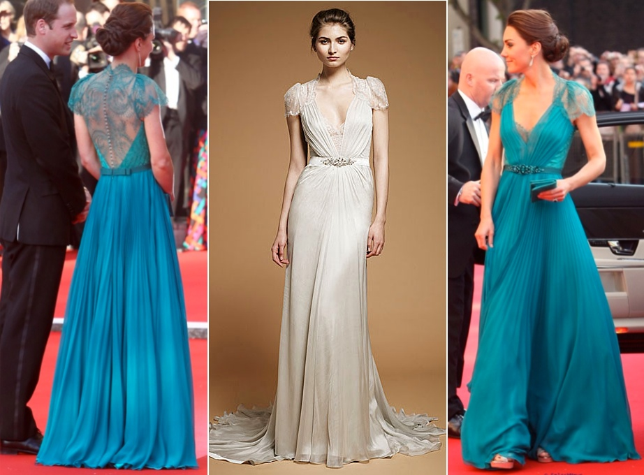 Evening Gowns Archives - What Kate Wore