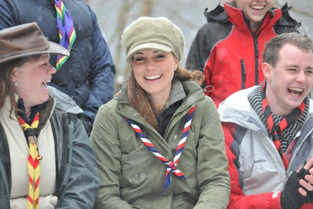 Kate middleton ladies barbour linhope jacket archives for Kates fish camp