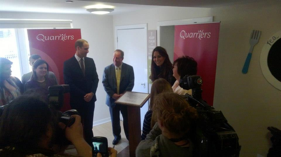 Quarriers Project Facebook