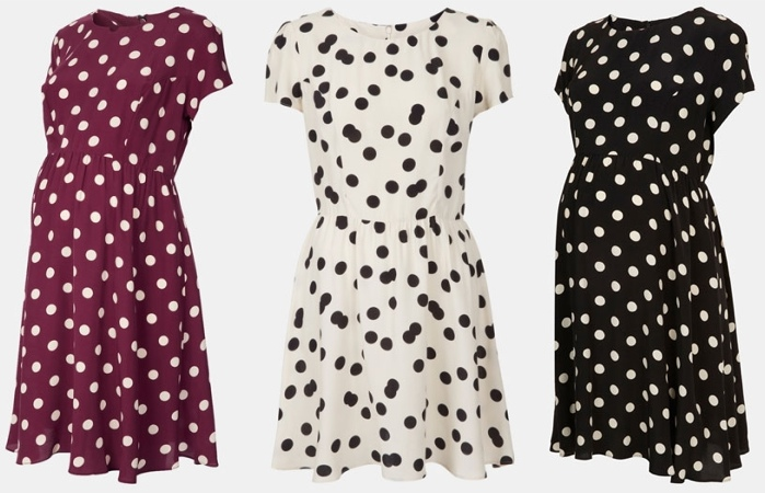 Topshop Maternity 'Florence' Dress