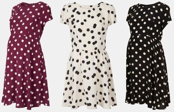 Topshop Maternity 'Florence' Dress