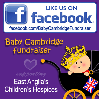 Baby Cambridge Fundraiser Facebook Page