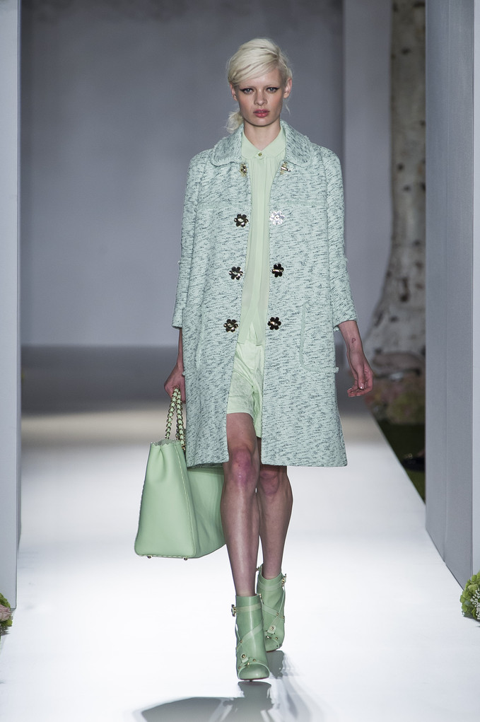 Mulberry Runway Show via Lyst