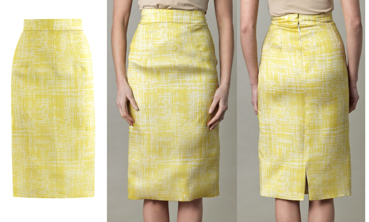 Emilia Wickstead Margerita Skirt at Matches Fashion.com