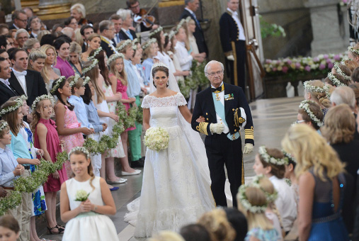 Sandberg/ScanPix via Swedish Royal Court