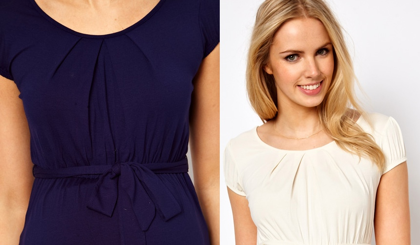 ASOS Maternity Belted Dress