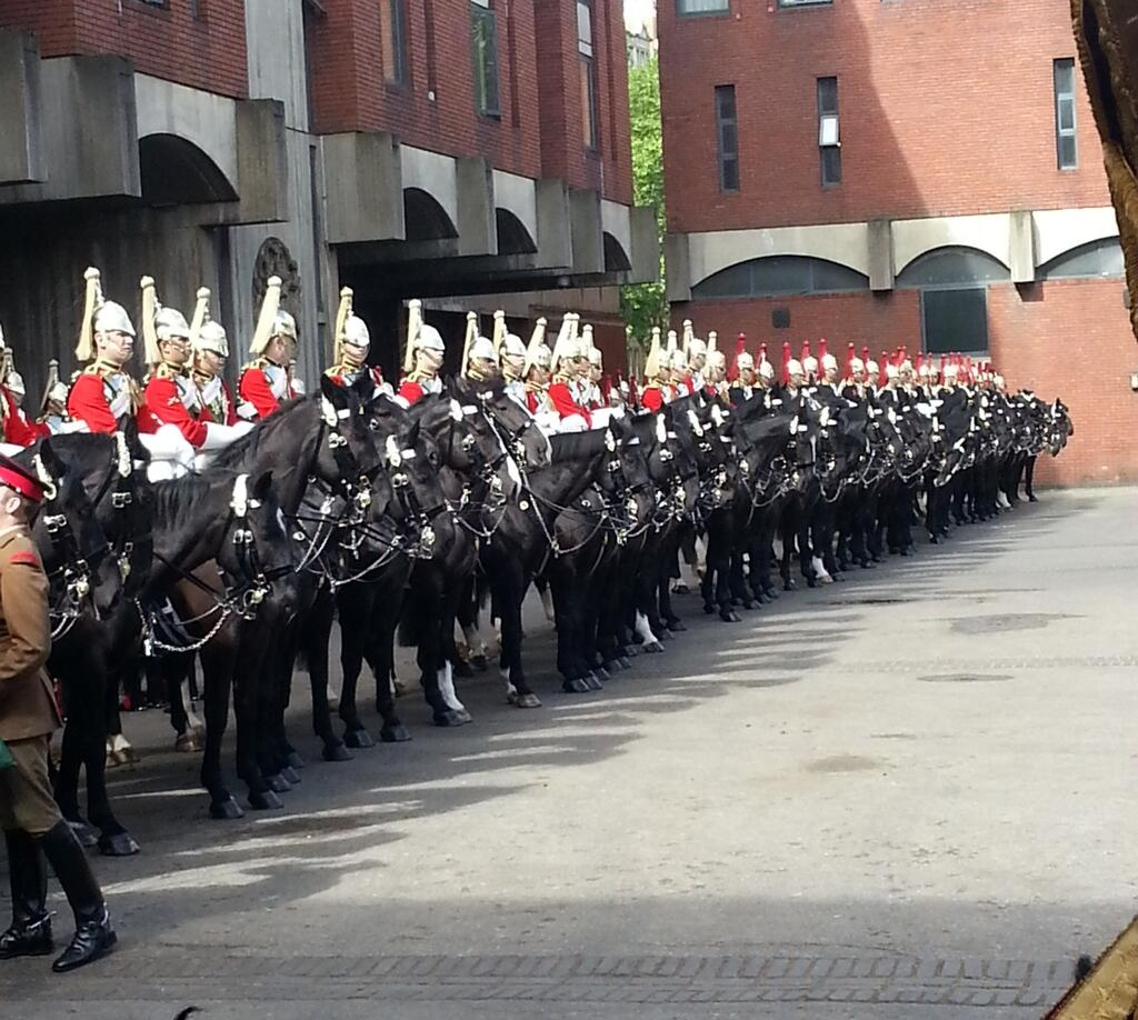 Blues & Royals Band Twitter Feed