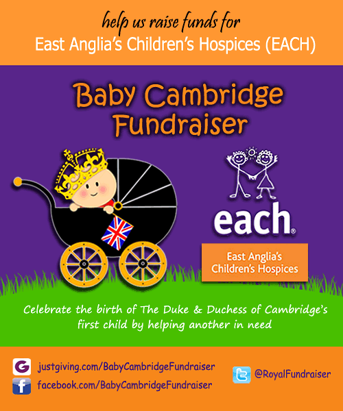 EACH Baby Cambridge Fundraiser