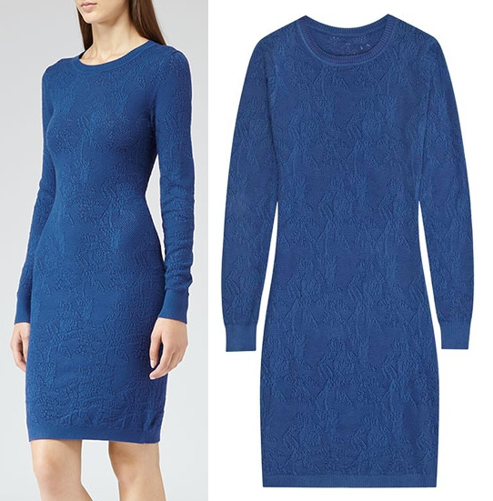 Reiss Bobbina Knit Dress