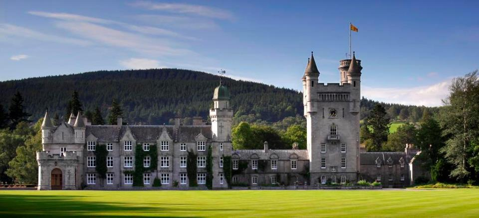 Balmoral Castle & Estate
