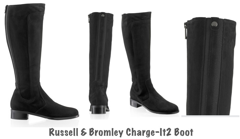 Kate Russell Bromley Charge It 2 boots