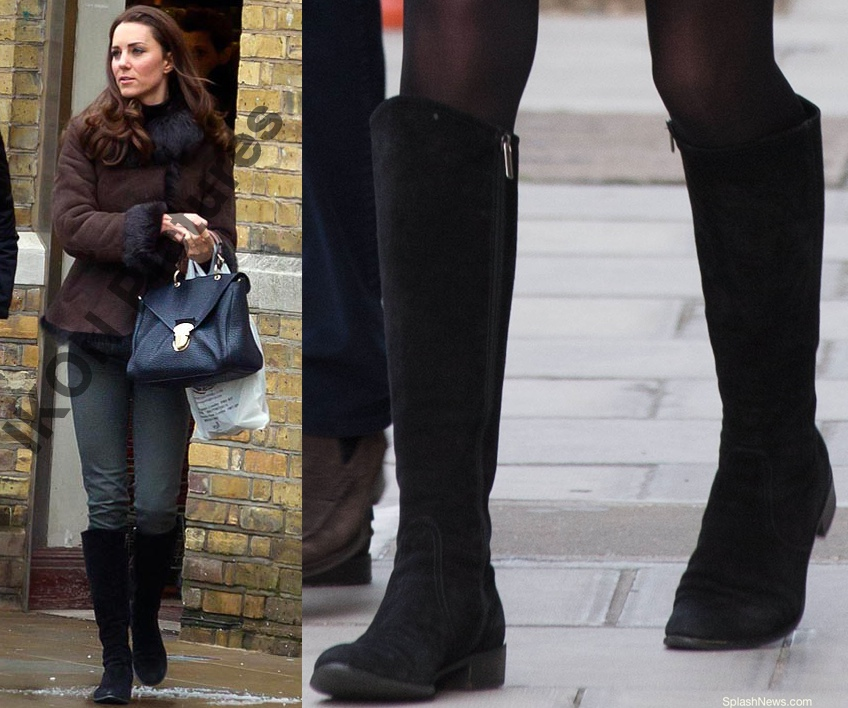 d7eb2e8087a Kate Middleton Aquatalia Rhumba boots Archives - What Kate Wore