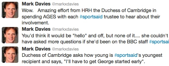 Mark Davies/SportsAid Trustee (@MarkxDavies)