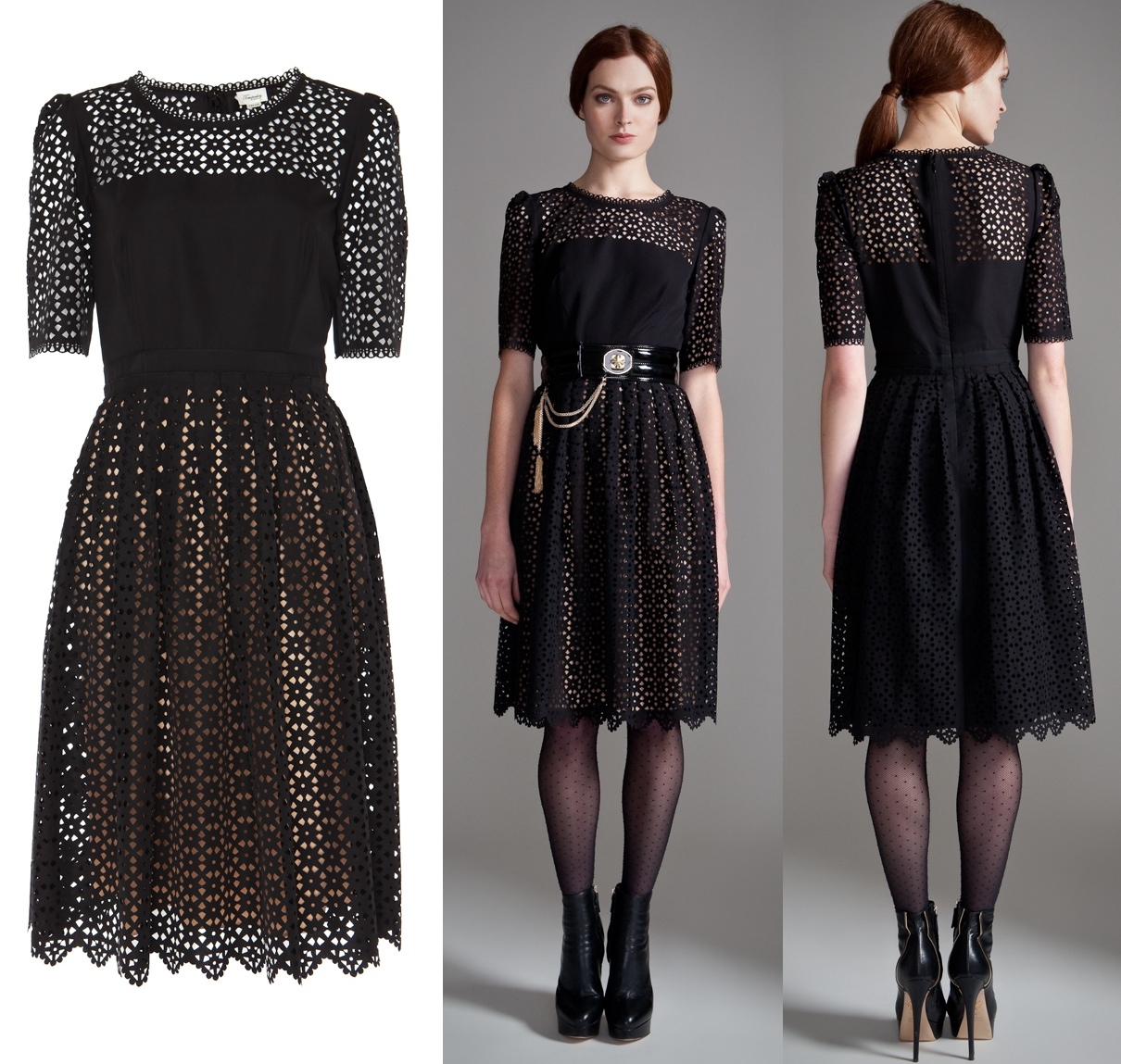 Temperley 'Templeton' via Lyst.com