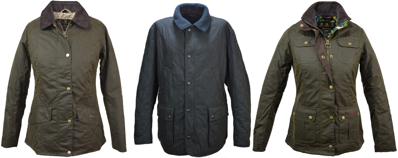 Barbour Jackets at Philip Morris & Son