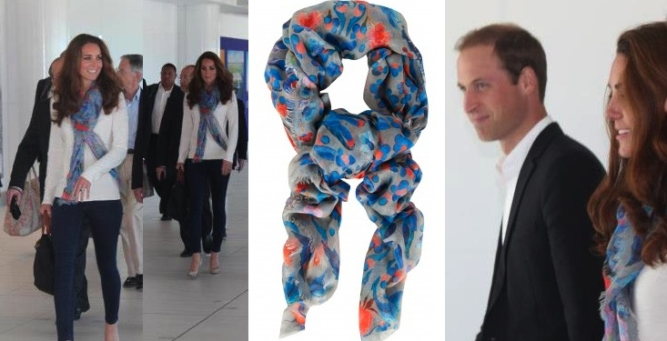 Kate-Brisbane-Airport-Casual-Look-Jeans-Temperley-Scarf-Pix-Brisbane-Airport-FB