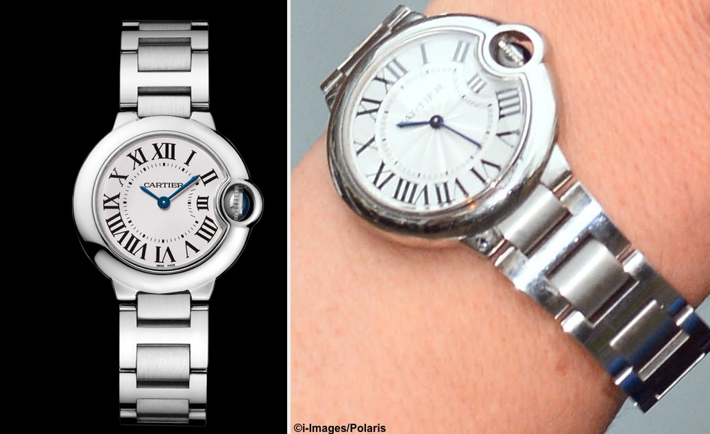 Cartier Ballon Bleu 33mm Saks