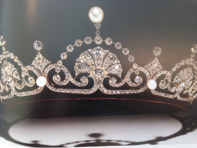 Tiaras: A History of Splendour via The Royal Post