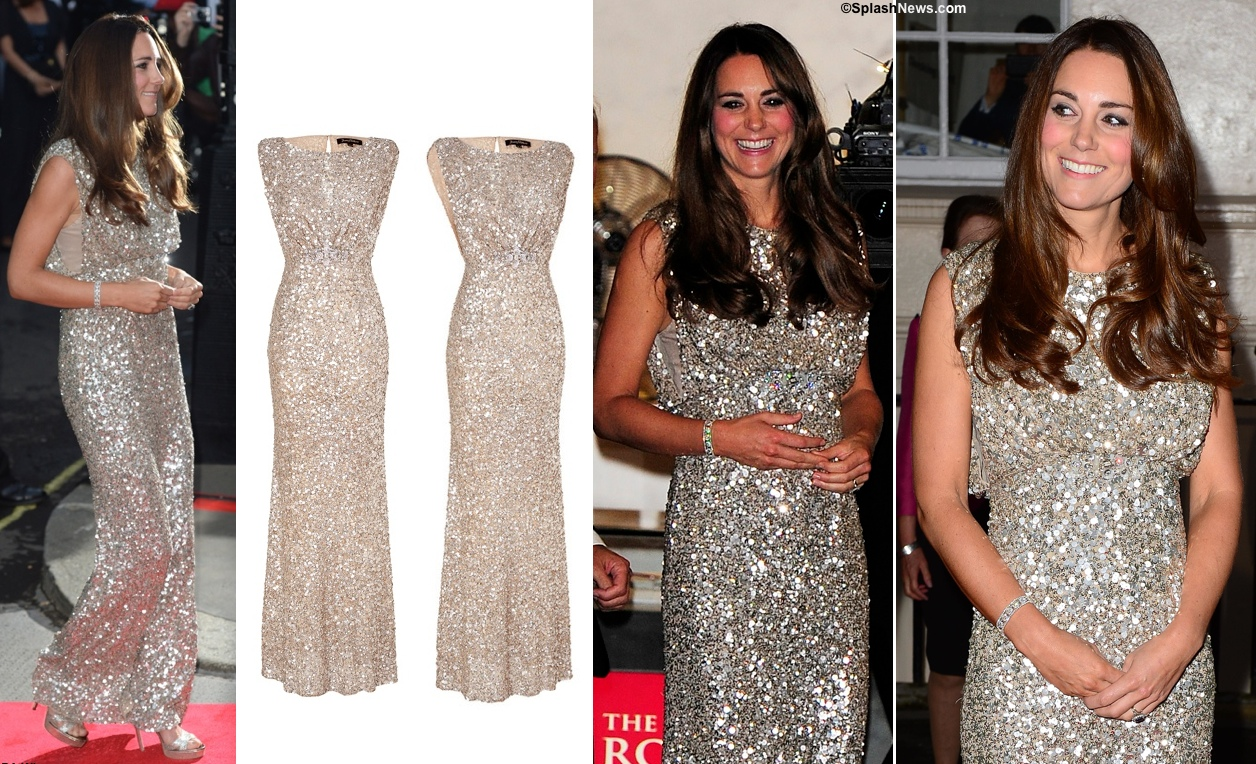 A Big Jewelry ID Pick Your Favorite Dress Worn by Kate in 2013