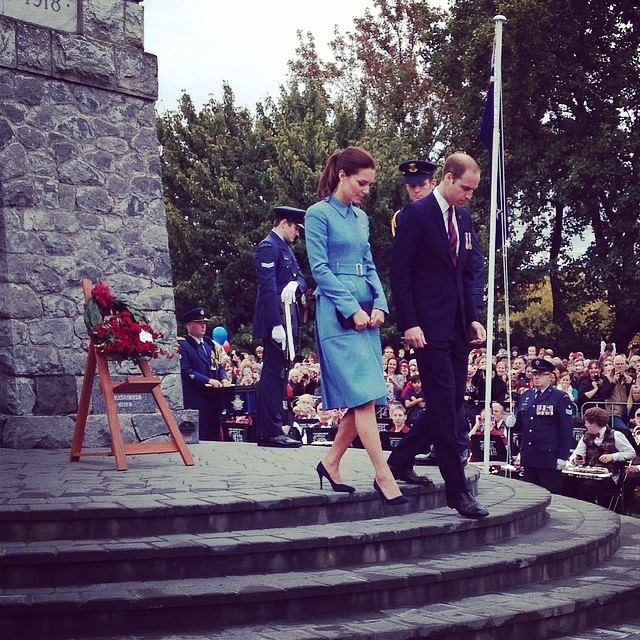 New Zealand Governor-General Instagram