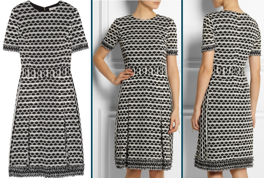 Tory Burch Paulina Dress at Net-a-Porter
