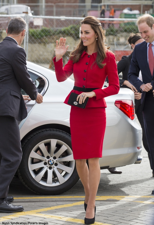 http://whatkatewore.com/wp-content/uploads/2014/04/Royal-Tour-2014-Kate-William-Arrive-Christchurch-Red-Spagnoli-Suit-Nunn-Syndication-Polaris-.jpg