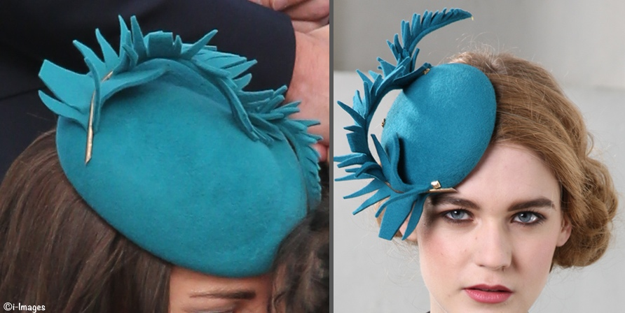 Stephen Lock/i-Images/www.i-Images.co (l) and Jane Taylor Millinery