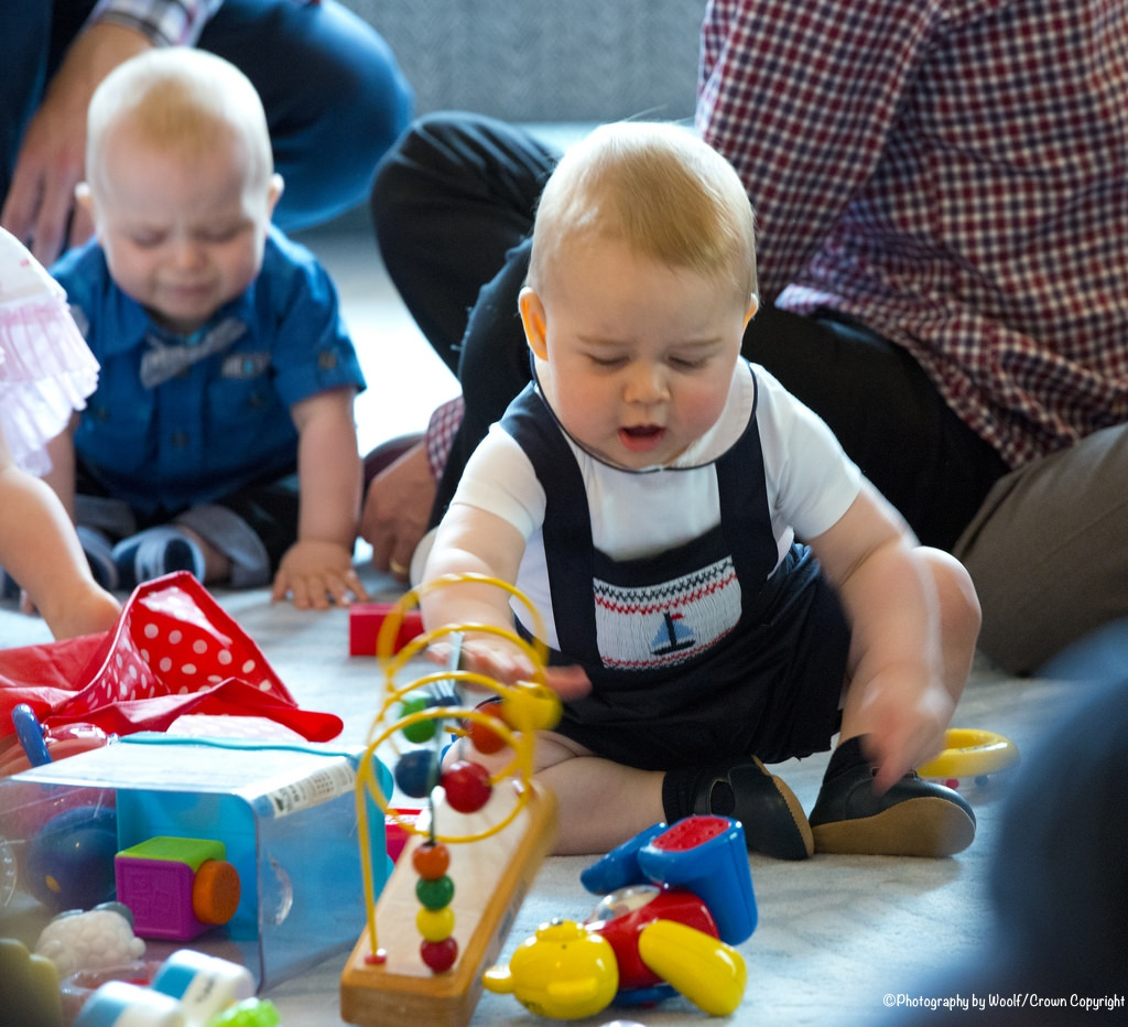 A New Designer For The Duchess As Prince George Has A