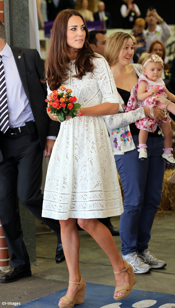 e94aa81df0a5 It s an Australian Label for the Duchess at Royal Easter Show ...