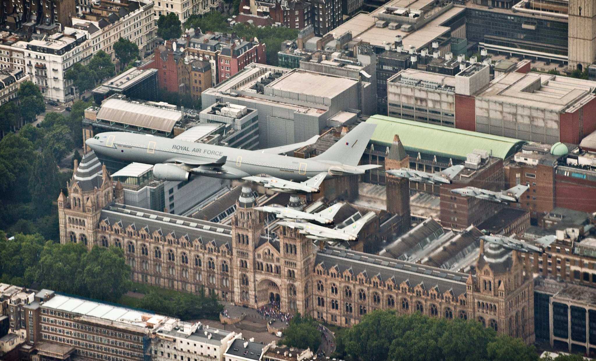 Royal Air Force - Ministry of Defence ©Crown Copyright