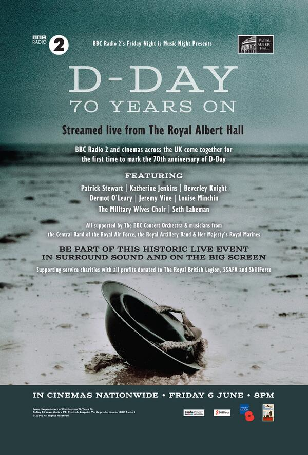 D-Day 70th Concert