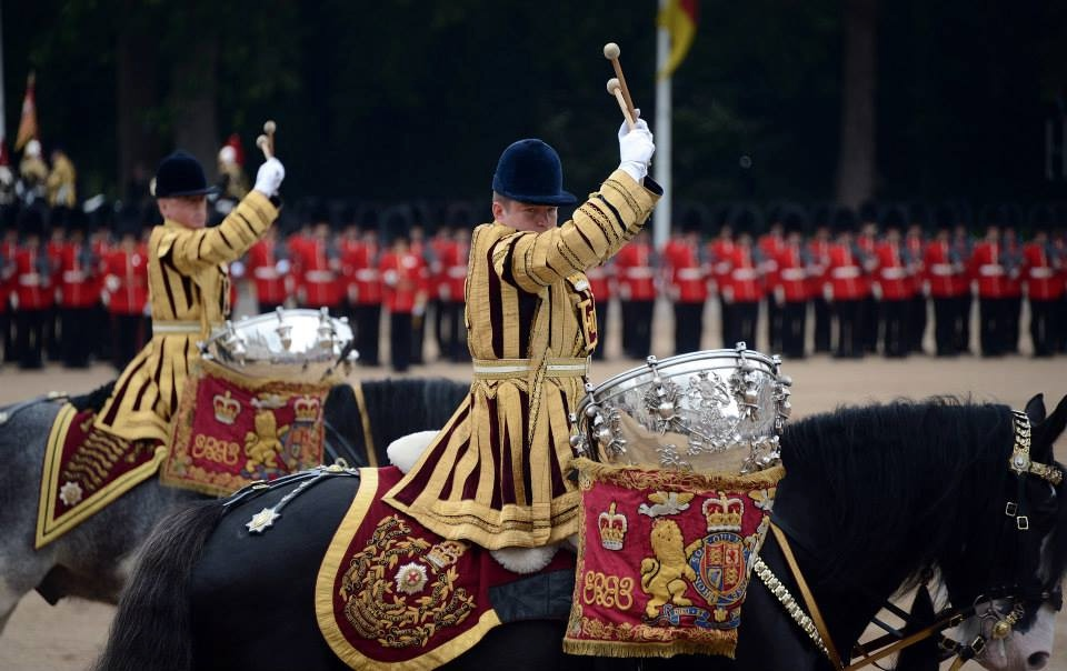HQ London - The Army in London Ministry of Defence ©Crown Copyright