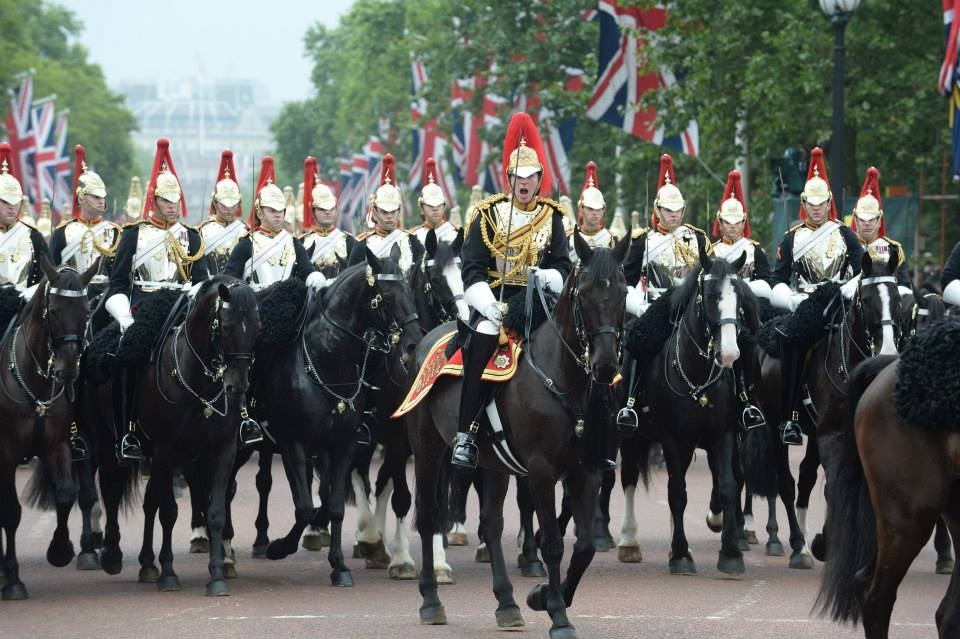 HQ London - The Army in London