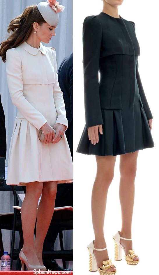 Kate Middleton Just Wore Her Most HighFashion Look Ever