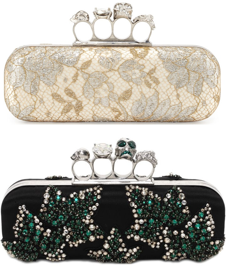 Top: Bergdorf Goodman Bottom: Luisa Via Roma