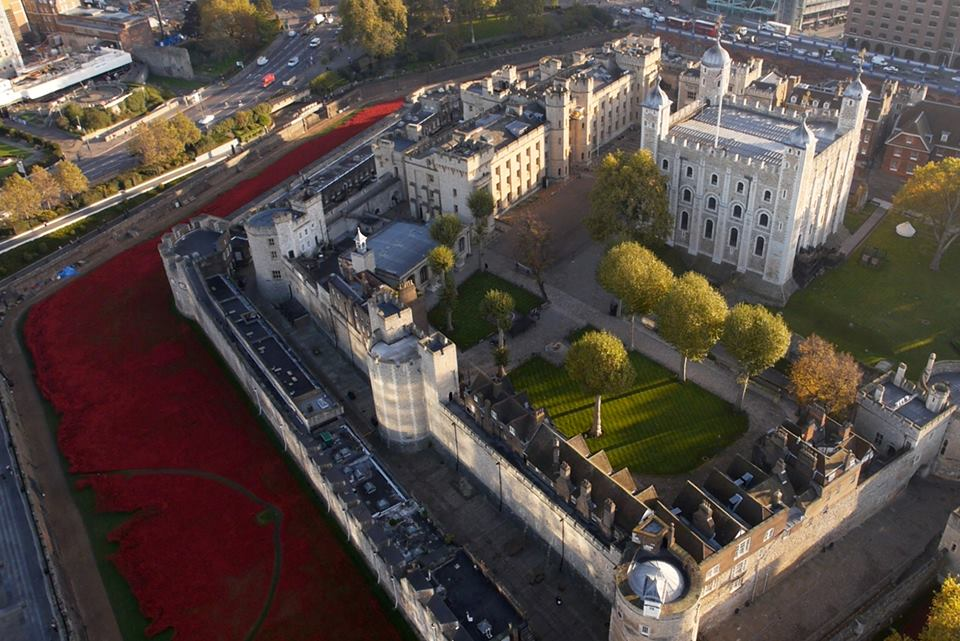 Tower of London Facebook Page